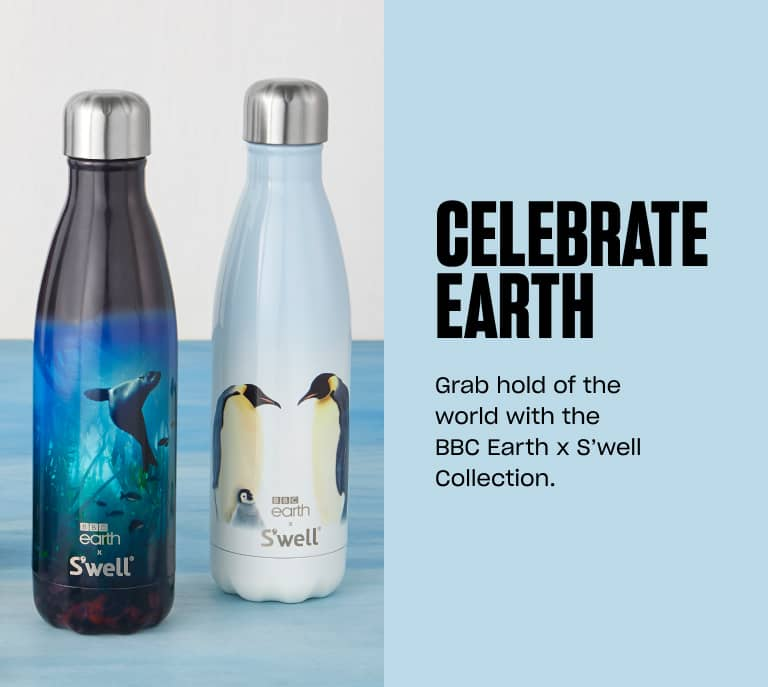 S'well: BBC Earth, CELEBRATE EARTH