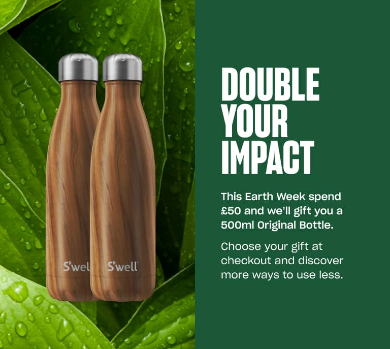 S'well: DOUBLE YOUR IMPACT